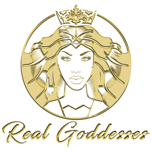 REAL GODDESSES INC LOGO C
